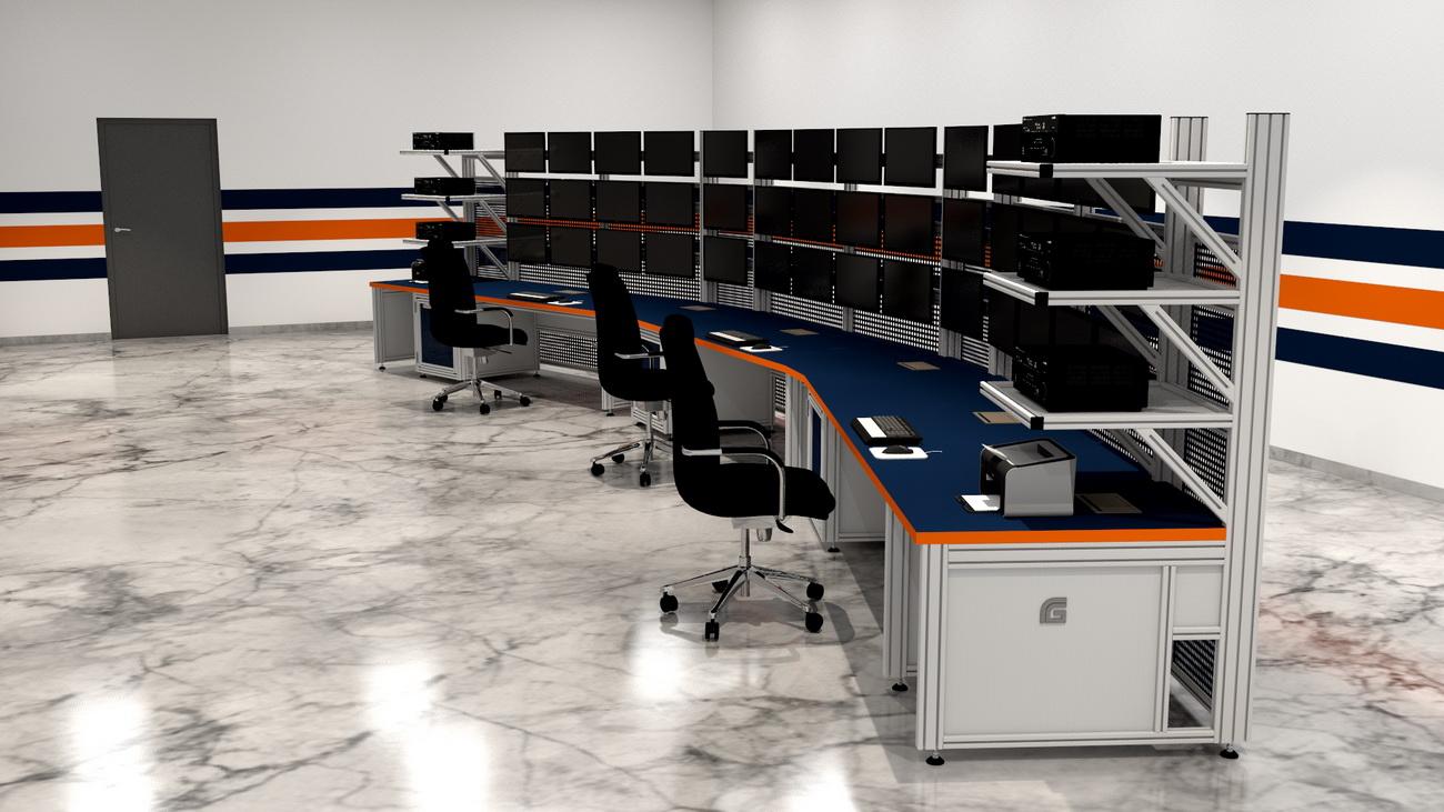 Pulpit Control Center