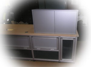 Montaż pulpitu Desktop Eco