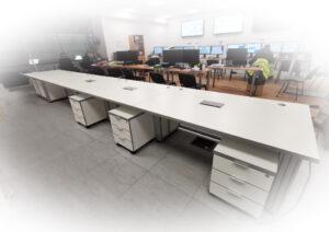 Montaż pulpitu Desktop